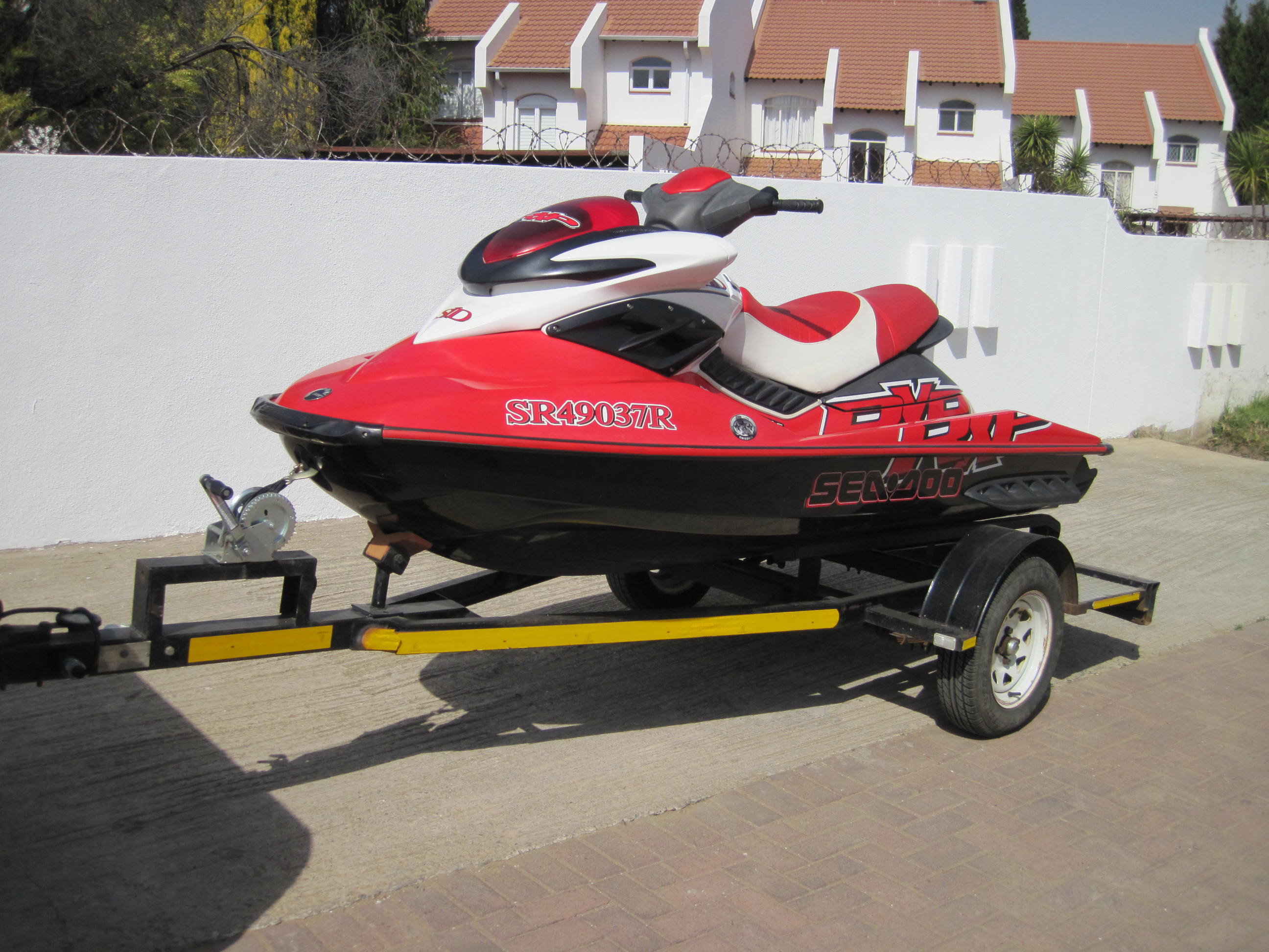 2008 Seadoo Rxp 215 Supercharged Rotax 4 Tec Just Boats