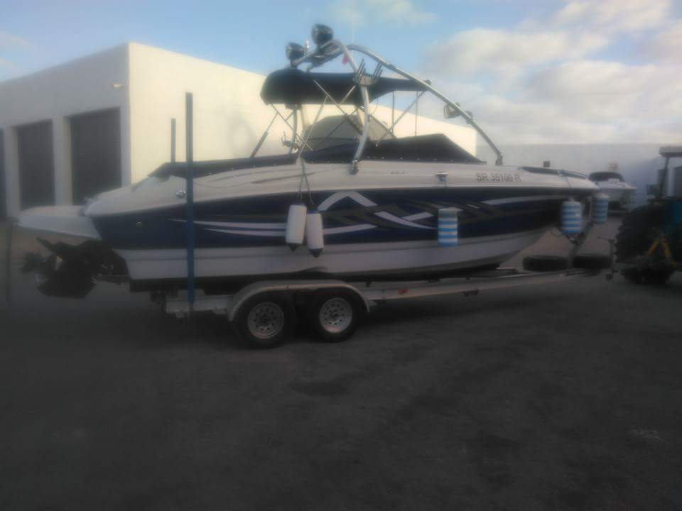 For Sale Monterey 248LS 2007 6 2Lt Mercruiser Inboard 100hrs – Just